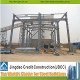 Professionelle vorfabrizierte Stahlkonstruktion-Werkstatt