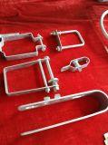 De Hardware van de Spanner van de Klem van de Kabel van de Draad van de steun om de Spanner van de Draad van de Vorm