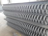 Refrigerador da areia do regulador da temperatura da areia da fundição