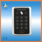 2016 control de acceso electrónico de la puerta del hotel de la tarjeta de la nueva alta calidad RFID del acero inoxidable