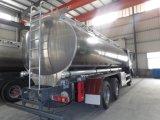 6*4 de Tankwagen van de Olie van de Legering van het Aluminium HOWO/de Tankwagen van de Brandstof