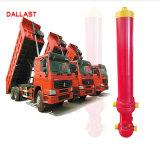 A extremidade dianteira de acção um toque longo cilindros hidráulicos para Tippers /Reboques/Camiões