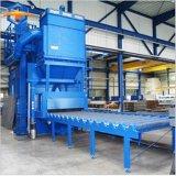 Machine de souffle d'injection de nettoyage d'industrie avec le convoyeur de rouleau