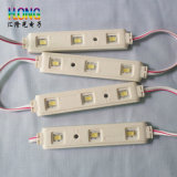 Indicatore luminoso impermeabile del modulo di illuminazione DC12V 5730 LED di colore rosso