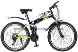 26polegadas Suspensão Duplo de Aço MTB Bike com velocidade 21