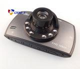 """2.4 """" registrador G30 de la cámara del coche del coche DVR con el rectángulo negro de la leva de la rociada de Dvrs del G-Sensor de la visión nocturna de la detección del movimiento"""