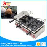 Создатель торта Waffle медведя мороженного с Ce в Гуанчжоу