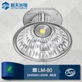 LED laboratorio acreditado cnas 6000-6500k de alta potencia de 1W blanca