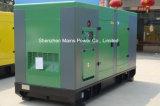 сень молчком тепловозного генератора 90kVA 72kw Yuchai звукоизоляционная