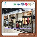 Knall-Innenausstellung-Bildschirmanzeige-Zahnstange für Einzelhandelsgeschäft-Ausstellungsraum