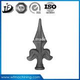 Parti personalizzate della rete fissa ornamento di metallo/del ferro saldato con la pittura