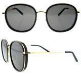 Design moderno Venda superior de alta qualidade Ronda Moda óculos de sol para as mulheres