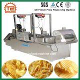Máquina da microplaqueta de batata das fritadas francesas do equipamento do fast food do Ce