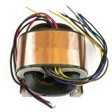 Transformateurs d'alimentation secs de R-Faisceau de ferrite avec le bâti de PBT