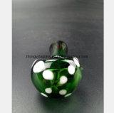 خضراء مرشّح تبغ يعيد نارجيلة [سموك بيب] زجاجيّة