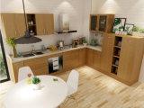 2017 de Nieuwe Houten Keukenkast van het Ontwerp Yijia
