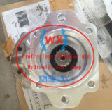 Bomba de engranaje hidráulica de los recambios del cargador Wa470-3e de la rueda 705-52-40280