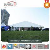 50m durch 100m das große gedruckte Zelt verwendet in der Ausstellung