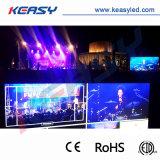 Affichage LED de location d'intérieur pour le spectacle de scène