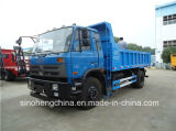 4X2 Dongfeng 145のダンプトラック10-12tのダンプカーTruck/170HPのダンプトラック