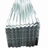 Aluzinc Galvalume recouvert de feuille de toiture en carton ondulé