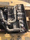 PC usado hidráulico 200-8 de KOMATSU da condição de trabalho da máquina escavadora da esteira rolante