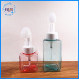 250ml de gezichts Schoonmakende Fles van de Fles van het Schuim Kosmetische Verpakkende Plastic