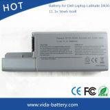 DELLの緯度D820 D830 D531の精密M65 M4300のための置換のラップトップ電池
