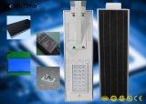IP65 20W tout-en-un panneau solaire LED intégré Rue lumière à LED