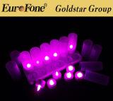Color cambia la vela del sincronismo LED con teledirigido