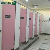 Jialifu elegante Panel-Arbeitskarte-Stall-Partition des Vertrags-HPL