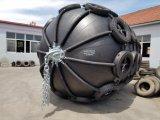 横浜円柱タイプ膨脹可能なボートのフェンダー