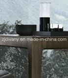 Tabella di legno della sala da pranzo della Tabella di stile cinese (E-25)