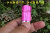 Cores multifunções portáteis Mini lanterna LED de carregamento do carro lanterna
