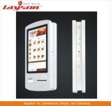 OEM 13.3~65 de Vloer die van de Duim LCD Signage van de Vertoning de Digitale Kiosk van de Betaling van de Bankkaart van de Rekening van de Zelfbediening van de Kiosk van de Informatie van het Scherm van de Aanraking van de Reclame Interactieve bevindt zich