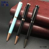 도매업 펜 금속 강선전도 볼펜