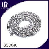 Collier de chaîne en acier inoxydable