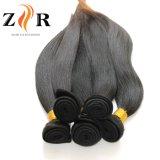 Venda por atacado natural do cabelo humano da onda do Virgin brasileiro do cabelo da qualidade
