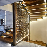 Matériaux de construction Modern Metal Wall Panels Room Divider From China Supplier