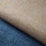 柔らかいポリウレタンPUの袋の靴のための模造のどの革ファブリック