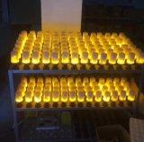 LEDのトウモロコシの球根のダイナミックな炎の効果の火ランプの明滅の模範化のクリスマスの装飾はLEDのシミュレーションの火ランプをつける