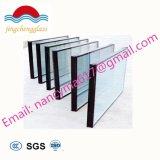 8.76mm couleur clair Verre feuilleté Low-E un verre de sécurité avec la SGS, ISO 9001, certificat CCC