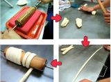 Forno profissional do bolo da chaminé da manufatura