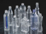 Fábrica de máquina plástica do frasco do Semi-Auto animal de estimação de Taizhou