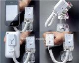 Supporto antifurto acrilico per il ridurre in pani ed il telefono