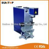 20W Mopa /Mopa 섬유 Laser 다채로운 인쇄 기계를 가진 섬유 Laser 표하기 기계
