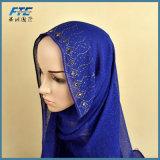 180*80cm lenço bonitas de alta qualidade Hijab Fashion Headwear Pure
