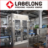 Le manchon d'étiquetage automatique de bouteille PET pour PVC la diminution de l'étiquette de la machine