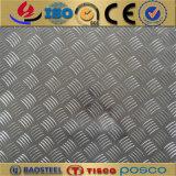 Strato Checkered del piatto della lega di alluminio di 3003 H22 Diamand