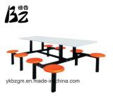 正方形の食べる表の学校家具(BZ-0126)